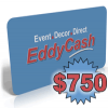 Event Decor Direct Gift Card - $750.00