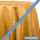 Gold Harvest - Bentley Designer Tablecloths by Eastern Mills- Many Size Options