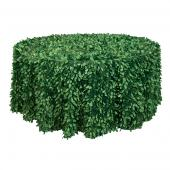 Grass Green - Gatsby Designer Tablecloths by Eastern Mills - Many Size Options