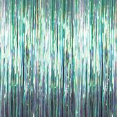Iridescent - Fringe Curtain - Many Size Options