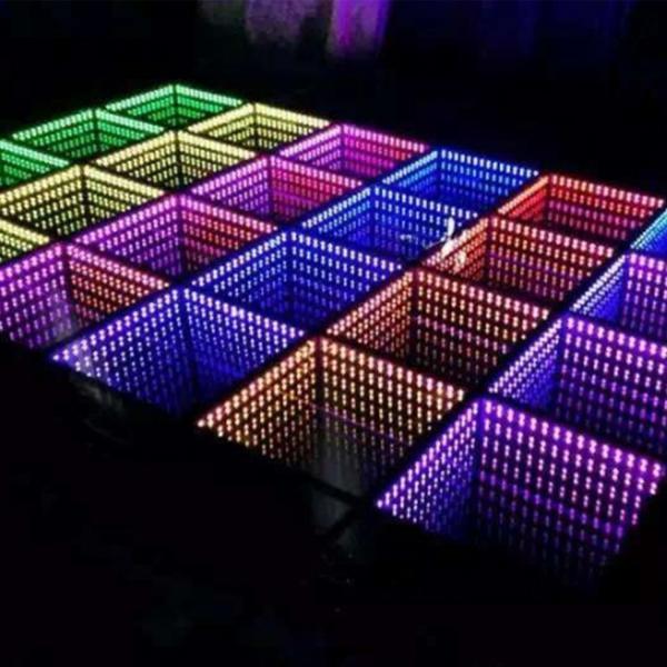 LED D Dance Floor Ft X Ft FREE SHIPPING - 3d acrylic floors