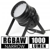 "LED DMX Par 64 ""Super Bright"" Backdrop Light - Produces Any Color! **NEW STYLE - RGBAW**"