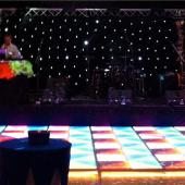 SCRATCH & DENT - LED DMX Dance Floor - Improved! 13.2ft x 13.2ft
