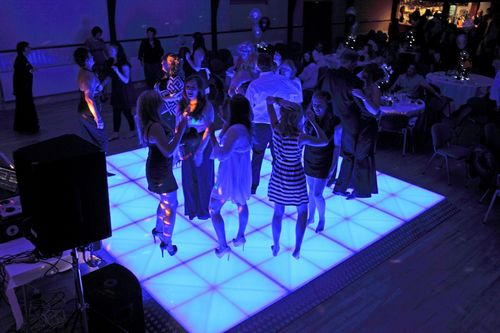 16pc Led Dance Floor Kit Multi Color Great For