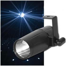 Led Micro Bright Pin Spotlight Project A Focused Beam Of Light 15 20ft