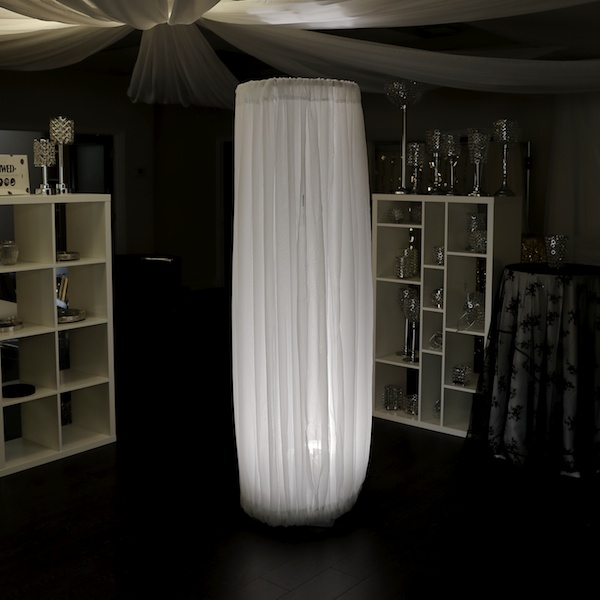 New lighted column kits event decor direct for Decor direct