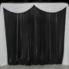 Single Panel Wedding Backdrop - 6-10ft High