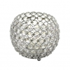 Crystal Candle Globe / Sphere - Large - 4.5""