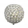 Crystal Candle Globe / Sphere - Medium - 4""