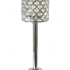 Real Diamond Crystal Candle Holder - LG
