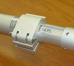 Locking Clamp Assembly for Pipe Uprights