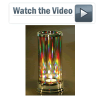 "The ""Love Light"" Prism Lantern / Candle Holder"