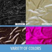 Lush Velvet - Premium Polyester Tablecloth