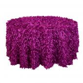 Magenta - Gatsby Designer Tablecloths by Eastern Mills - Many Size Options