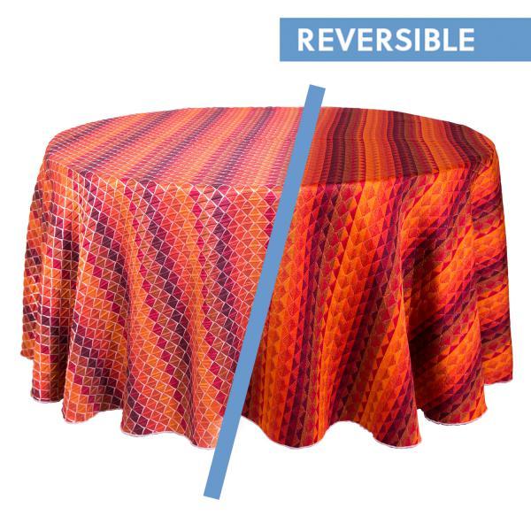 merlot valentina designer tablecloth 1 1