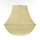 OVERSTOCK / DISCONTINUED ITEM Pagoda Paper Lantern -Assorted Colors - 12""