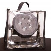 Rain Cover for 5 in 1 Battery Powered, Wireless DMX Flat LED Light