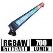 "LED DMX ""Super Bright"" 3.3ft RGBAW Light Bar - Produces Any Color!"