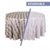 Sand - Marble Designer Tablecloths by Eastern Mills - Many Size Options