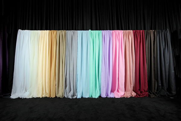 Event Curtains & Drapes