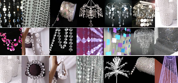 Wedding decor wholesale romantic decoration for Wholesale decor