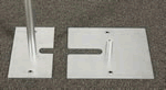 Slip-Fit System for Pipe and Drape