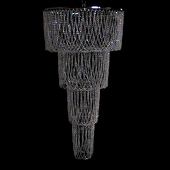 DecoStar™ Super Large 4 Tiered Chandelier