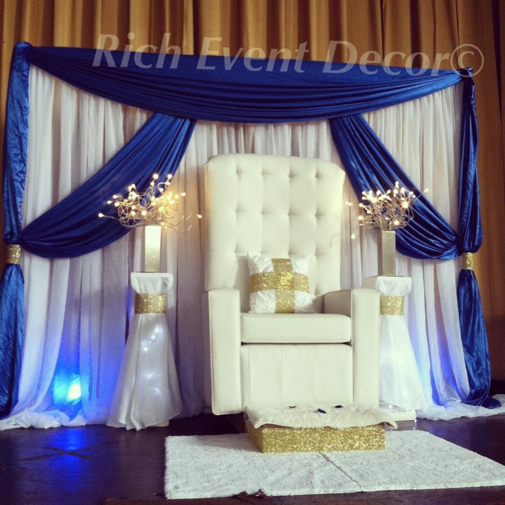 Customer testimonials and photos event decor direct for Decor direct
