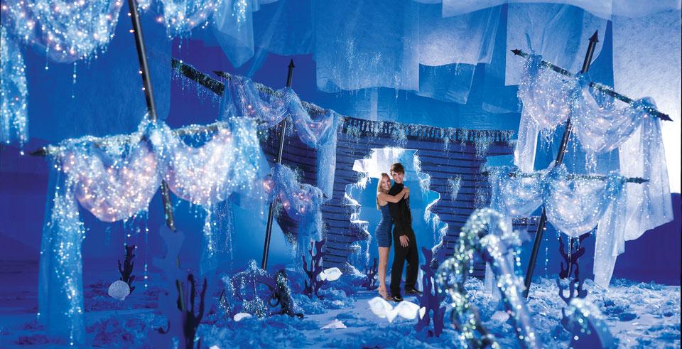 Sea Of Love Prom Theme | Under The Sea Wedding Theme