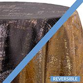 Topaz - Extravagant A Tablecloths - DOUBLE-SIDED - MANY SIZE OPTIONS