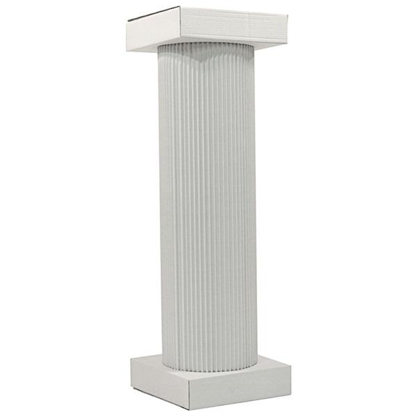 Cardboard Pillars And Columns : Traditional columns tall