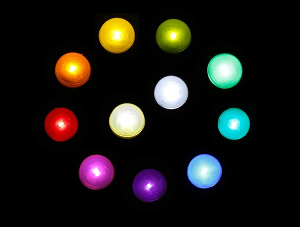 Small Decorative Balls Entrancing Twinkle Pearls  Small Decorative Glowing Balls  12 Pack Design Inspiration