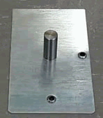 Unweighted Base for Pipe / Uprights