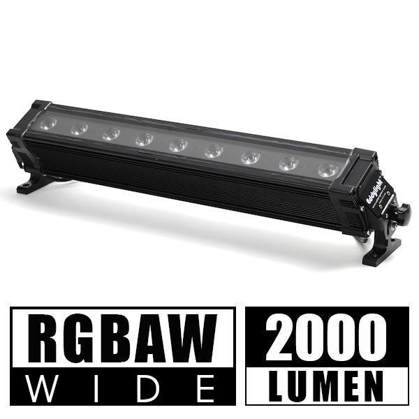 The wall washer brightest led light bar rgbaw tap to expand aloadofball Image collections