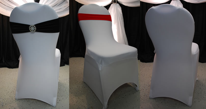 Spandex (Lycra) Chair Covers