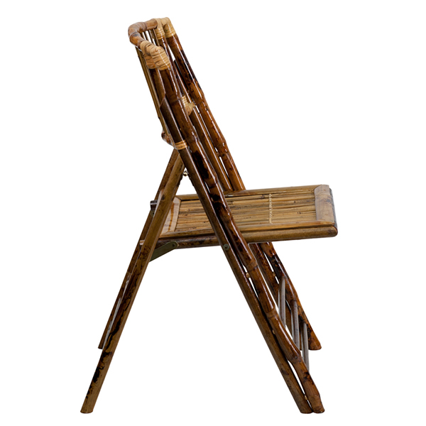 FirmFold™ Bamboo Folding Chair